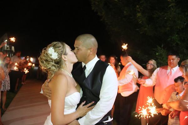 Santos Wedding - Gowen Field House