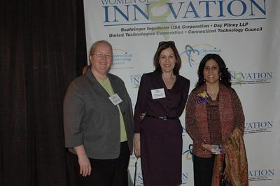 Women of Innovation 2010
