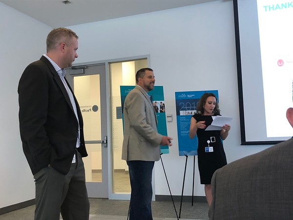 Boston Scientific Customer Fulfillment Tour 6/28/18