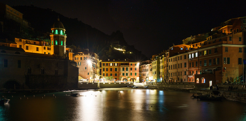 Vernazza - calm evening