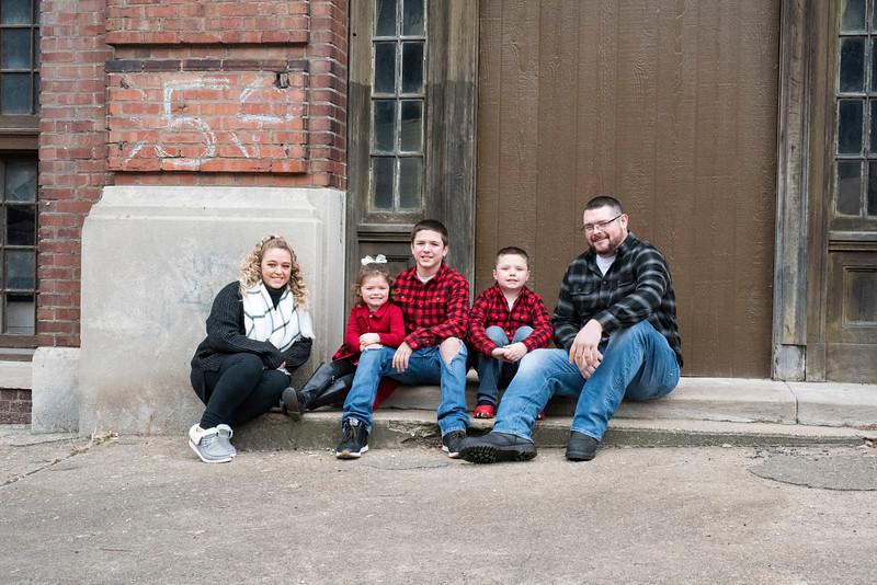Bradburn Family 2020