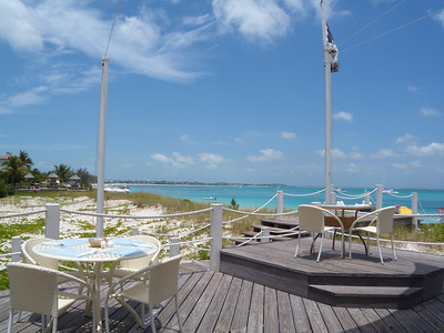 Turks and Caicos-Lunch Last Day