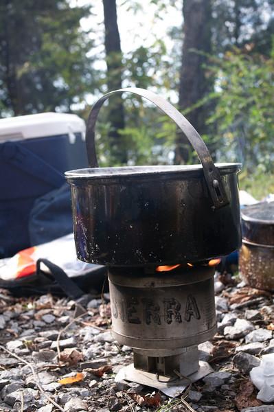Camping in the Smokies, take 2!