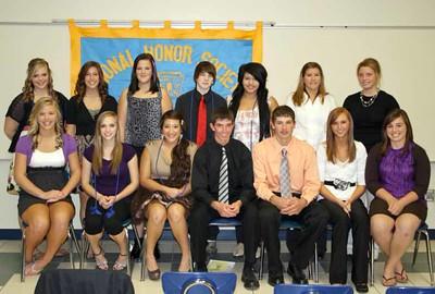 20111018 Sleepy Eye High School Honor Society