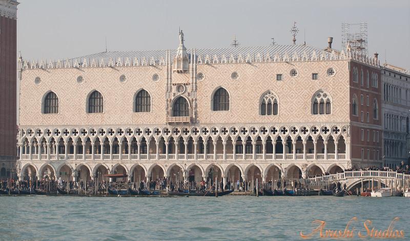 Palace of venice.