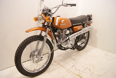 1969 Honda CL175