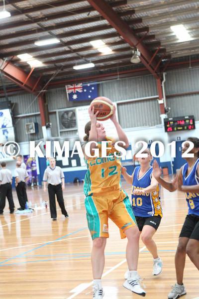 Waratah Women Comets Vs Parramatta 18-2-12
