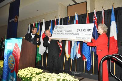 2013-10 Zone 33 Million Dollar Dinner