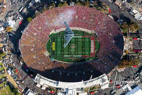 2016 Rose Bowl: Iowa vs Stanford