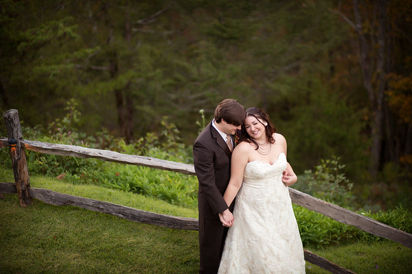 Christine & David's North Carolina Wedding