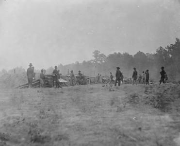 Seven Pines Artillery
