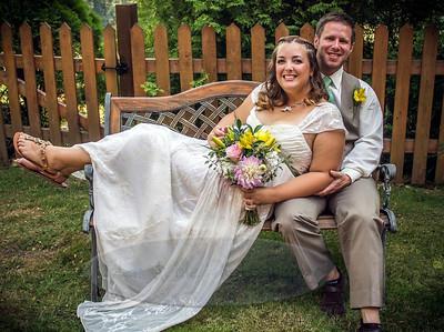 Strait/Fry Wedding