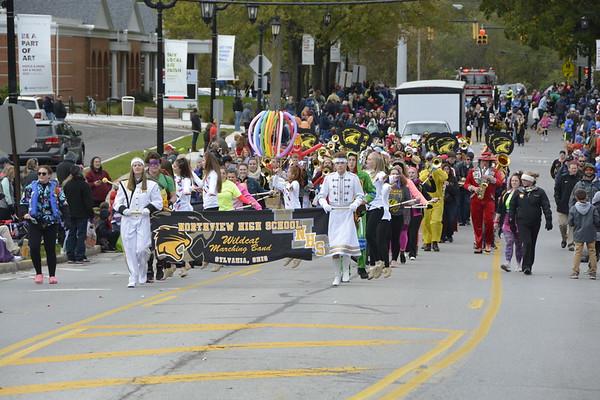 Sylvania Parade October 21, 2018