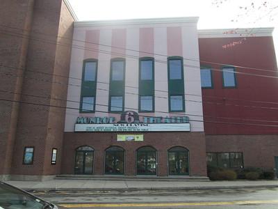 Town of Monroe Arts & Civic Center - Monroe Cinema