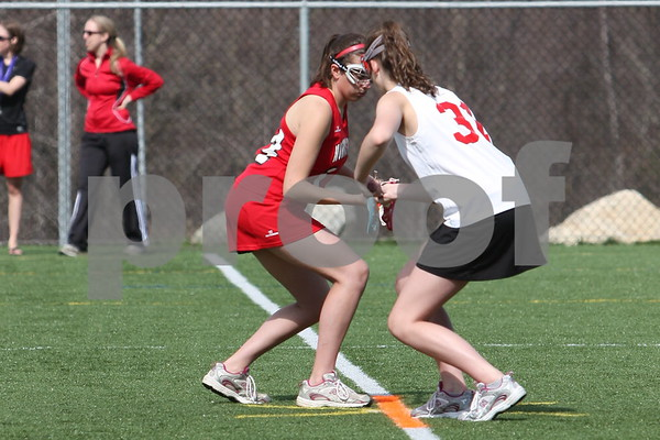 Mount Olive vs Morris Hills - Girls J.V. Lacrosse