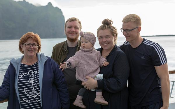 Vestmannaeyjar julí 2020