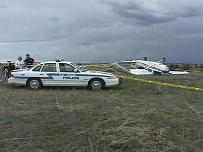 Parker Plane Crash
