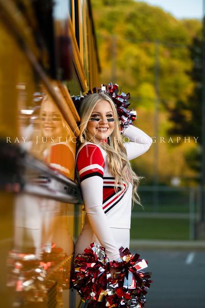 Kelsey Stogsdill - Cheer