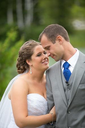 Wedding at Leland, Michigan Linnea + Parker