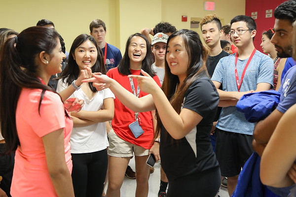 Fall 2019 Welcome Ice Breakers
