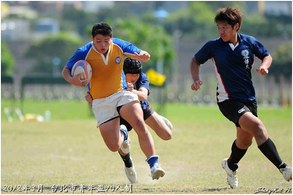 2012北市青年盃-社會甲組之二(Amateur Group A-2)