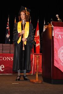 2015 UWL Fall Graduation Commencement