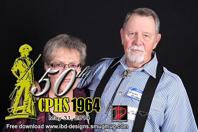 CPHS 1964 50th Reunion 5-31-14