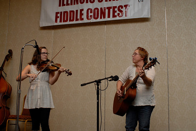 Illinois State Fiddle Contest 2012