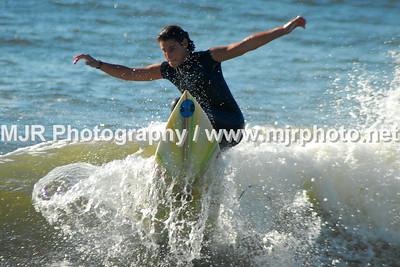 Surfing, No Name Break, NY, (10-09-06)