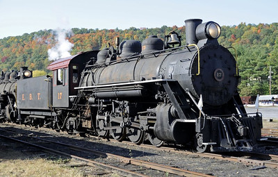 Pennsylvania: East Broad Top Railroad, 2010