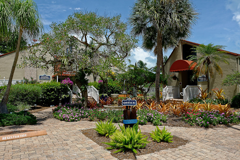 Sanibel Moorings Office and Conference Center