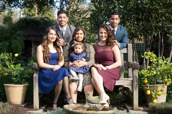 Familia Rosas
