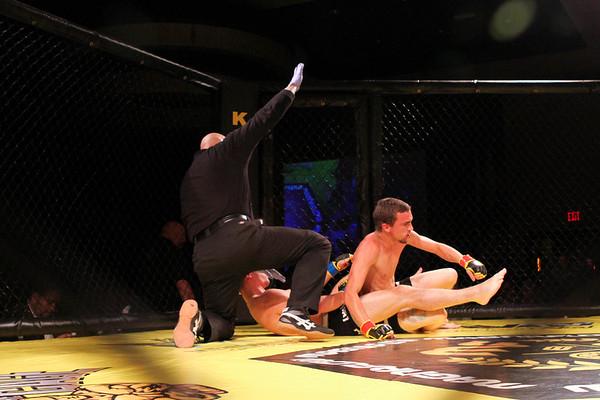 Jeff Paradise vs Kevin Messer