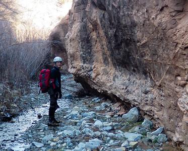 Conundrum Canyon, 2/2015