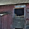 Hay barn loft opening