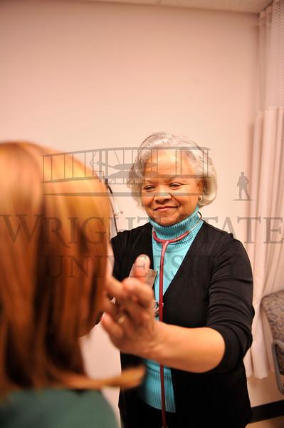 7961 Nursing Display and candids 2-13-12