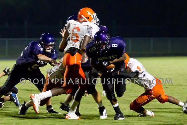 Boone JV Football #6- 2011