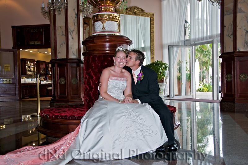 098 Wedding & Dinner - Heather & Justin In Lobby.jpg