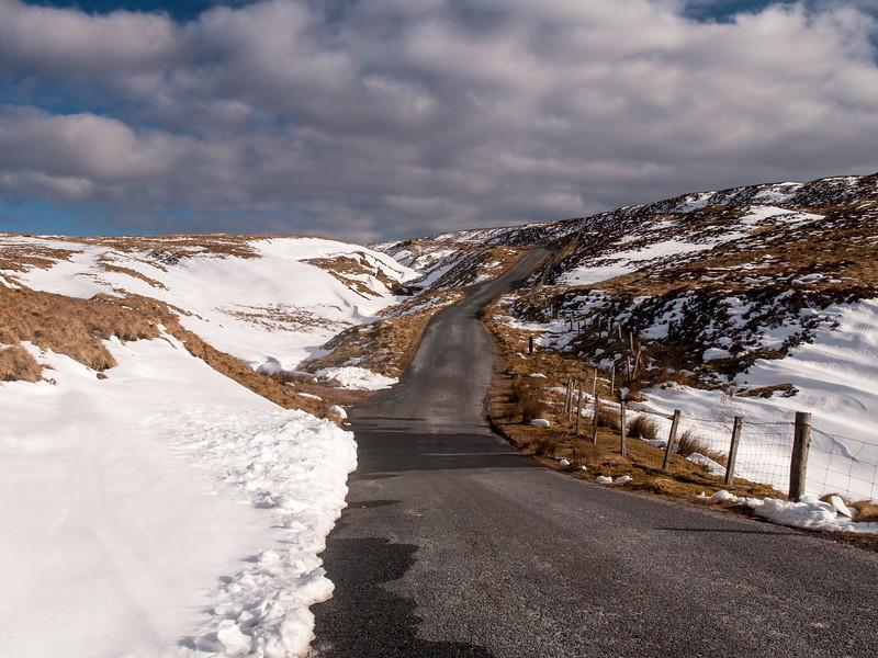Winter on Bowland