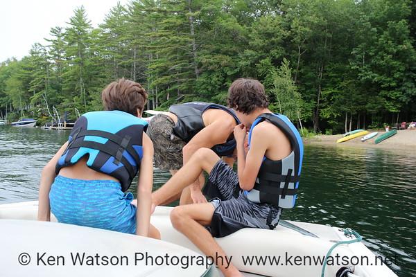 2021-08-18 EAS Waterskiing