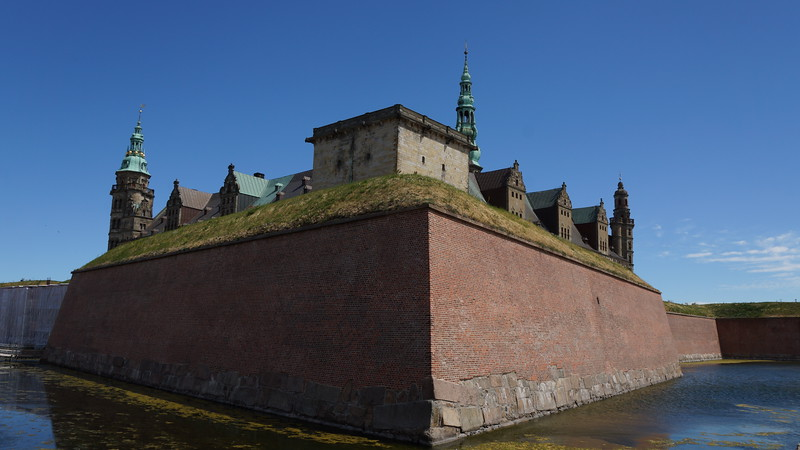 Kronborg Castle – Home of Shakespeare's Hamlet