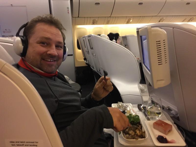 Dave on Plane.JPG