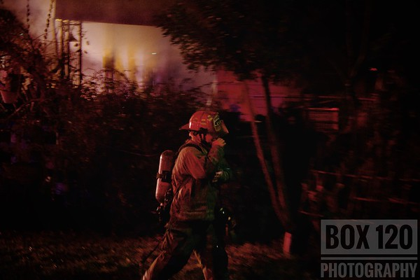 San Antonio January Fires
