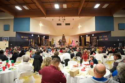 2018 LA District Christmas Dinner