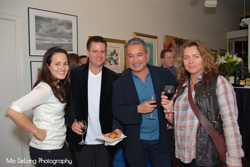 Poliana Vantassell, Alan Morcos, Tom Young and Karin Jordan.jpg