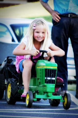2012 Kids Pedal Pull