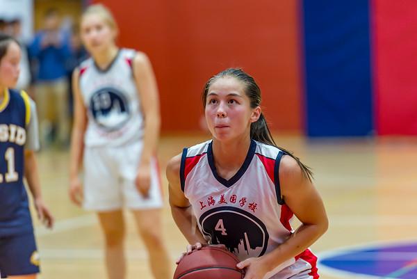 Basketball Varsity Girls