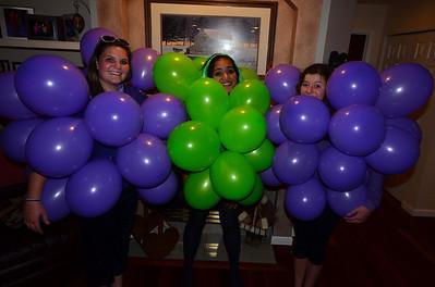 Halloween Grapes 2011