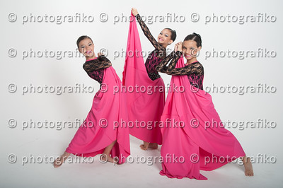 pk2376 Trio Flamenco