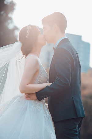 David ♥ Eunice│台北晶華酒店
